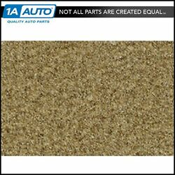 For 1980-93 Ford Bronco Cutpile 7577-gold Cargo Area Carpet Molded