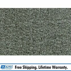 For 1974-83 Jeep Wagoneer Cutpile 8023-gray / Oyster Cargo Area Carpet Molded