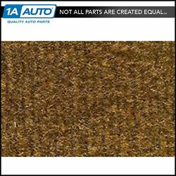 For 1985-94 Chevy Astro Cutpile 820-saddle Cargo Area Carpet Molded