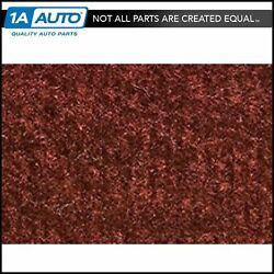 For 81-91 Gmc Jimmy Full Size Cutpile 7298-maple/canyon Cargo Area Carpet Molded