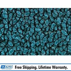 For 65-70 Buick Electra 4 Door 80/20 Loop 17-bright Blue Complete Carpet Molded