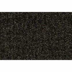 For 1983-91 Gmc Jimmy S-15 2 Door Cutpile 897-charcoal Complete Carpet Molded