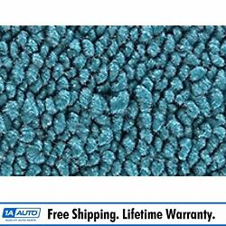 For 73 Chevy K20 Truck Crew Cab 80/20 Loop 09-medium Blue Complete Carpet Molded