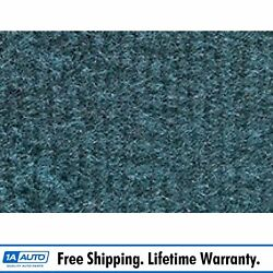 For 75-82 Chevy Luv Pickup Regular Cab Cutpile 7766-blue Complete Carpet Molded