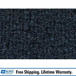 For 81-89 Plymouth Reliant 4 Door Cutpile 7130-dark Blue Complete Carpet Molded