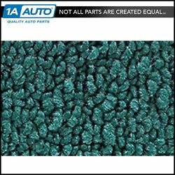 For 1955-56 Olds Holiday 4 Door Hardtop Cut And Sewn 80/20 Loop 05-aqua Carpet