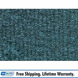 For 1981-97 Lincoln Town Car 4 Door Cutpile 7766-blue Complete Carpet Molded