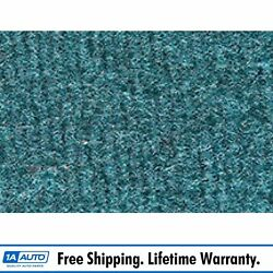 For 1975-82 Chevy Luv Pickup Regular Cab Cutpile 802-blue Complete Carpet Molded