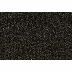 For 81-86 C20 Crew Cab Pickup Auto Cutpile 897-charcoal Complete Carpet Molded