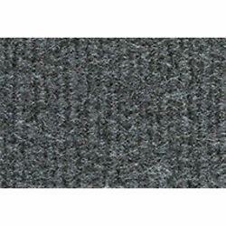 For 90-93 Ford Mustang Convertible Complete Carpet 9229-steel Blue/crystal Blue