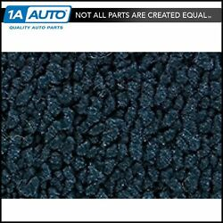 For 1957 Chevy Nomad With Bucket Seats 80/20 Loop 07-dark Blue Complete Carpet
