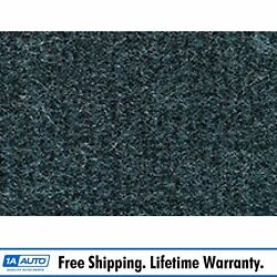 For 1991-96 Chevy Caprice Cutpile 839-federal Blue Passenger Area Carpet Molded