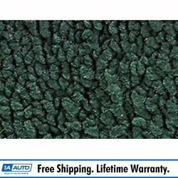 For 59 Ford Ranch Wagon 4 Door W/ Standard Seats 80/20 Loop 25-blue Green Carpet