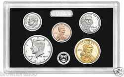 2014 S Us Mint Silver Proof Kennedy Half Dime Penny Nickel Native Dollar 5 Coins