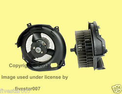 OEM Behr AC Heater HVAC Blower Fan Motor Assembly for Mercedes Climate Control