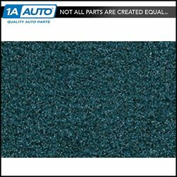 80-86 Ford F350 Truck Crew Cab 818-ocean Blue Carpet For 4wd Automatic Trans