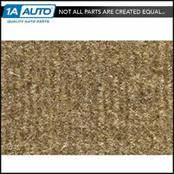 1975-79 Ford F350 Truck Extended Cab 7295-med Doeskin Carpet For 4wd Auto Trans