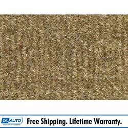 1975-79 Ford F100 Truck Extended Cab 7295-med Doeskin Carpet For 4wd Auto Trans