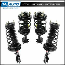 MONROE Struts & Springs Front Rear Kit Set of 4 for 04-06 Toyota Camry ES330
