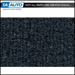 87-97 Ford F-250 Ext Cab Manual 4wd 4 Speed Trans Complete Carpet 7130 Dark Blue