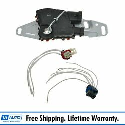 Neutral Safety Switch And Connector Set For Chevy Gmc Isuzu Hummer Olds Pontiac