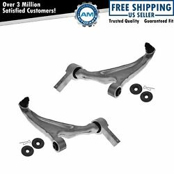 Control Arms Front Lower W/ Ball Joints Left And Right Pair Set For Honda Pilot