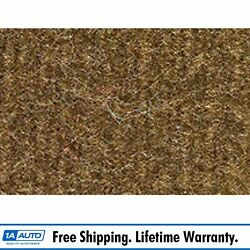 75-79 Ford F-350 Extended Cab 2wd Carpet 4640-dark Saddle For Auto Low Tunnel