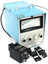 Spectra Film Gate Photometer W/ Continuous Printer Probe 900-bh-c-3 And Brackets