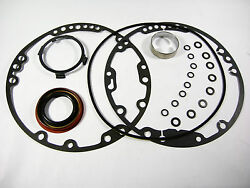 700r4 4l60 Front Pump Leak Sealing Gasket And Seal Kit - Stops Leaking At Front