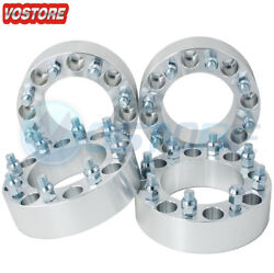 4 2 8x170 Wheel Spacers For Ford Excursion F-250 Super Duty Heavy Duty Trucks