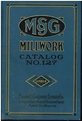 Morgan And Galloway Lumber Co Fond Du Lac Wi Catalog Circa 1910s Architecture