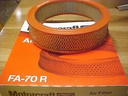 Cadillac Olds Pontiac Gto Firebird 8 Cylinder 350 Air Cleaner Element Nos