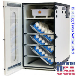New Gqf Professional Cabinet Incubator 1500 Model Lcd Display And Auto Egg Turner