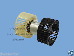 AC Air Condition Heater HVAC Blower Motor Assembly w Fan Cages new for BMW