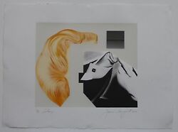 Limited Edition Pop Art Lithograph By James Rosenquist1979