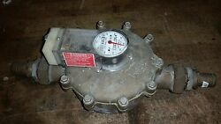Carlon 150-2-r Electric Contacting Jsj150 Water Meter 1-1/2 50gpm Cont. Flow