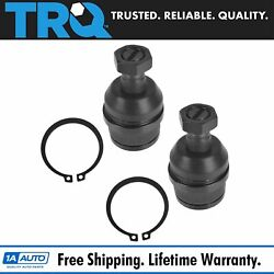 Front Lower Ball Joints 4WD 4x4 Pair Set for Chevy Dodge Ford Pickup Truck Jeep