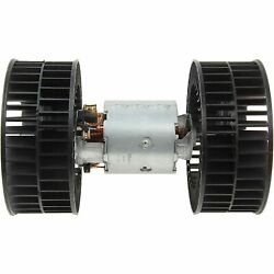 URO HVAC Heater Blower Fan Motor Assembly w Cages for BMW 5 7 8 E31 E32 E34