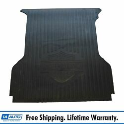 Oem 7l3z99112a15a Harley Davidson Logo Heavy Duty Bed Mat For F150 5.5ft Bed New