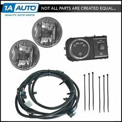 OEM 19157652 Driving Fog Light Kit for Cadillac Chevy GMC Truck SUV New