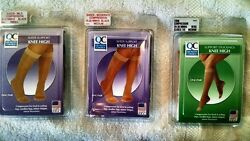Quality Choice Compression Knee Highs Mild and Firm Diff Size  $13.98