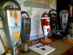 Custom Built Duncan Miller 60s Parking Meter Just For You Gas Oil Ford Chevy Gm