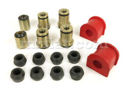 Fiat Dino 2400 Coupe Front Suspension Bushing Set New