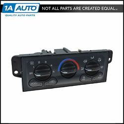 AC Delco AC Heater Climate Temperature Control Panel Assembly for Chevy Malibu