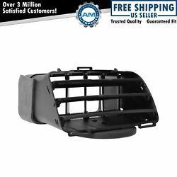 OEM 25816724 Dash Air Vent Grille Black Center Driver Side Left LH for Hummer H3