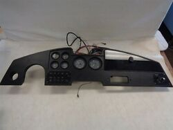 GAUGE  SWITCH  BREAKER PANEL BLACK 45 116