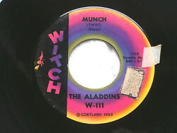 Aladdinsmunchsimple Simonmad Mike Soundwitch 111 Soul 45