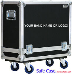 ATA Safe Case Fender '68 CUSTOM TWIN REVERB WITH YOUR LOGO!