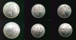 Gibraltar 10 Pence 1988 - 2016 Discounts Up To 50 For 4+ Coins