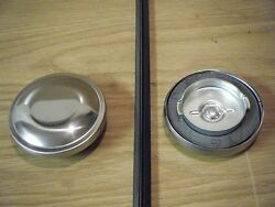 Ihc Tractor 140 300 303 400 404 Comb New Stainless Steel Gas Fuel Cap